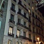 Alma Barcelona - Front Entrance