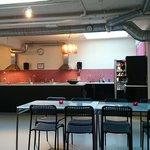 廚房餐廳,寬大乾淨