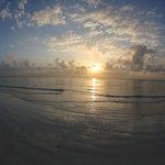 sunrise at Beachalets