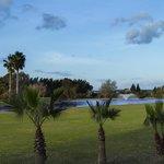 Campo de Golf (visto desde el Hotel)