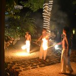 fire show on saturday