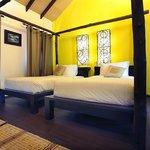 Luxurious Village Twin Room