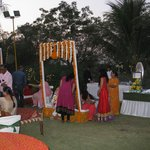 Decoration - Sangeet night & Mehndi night