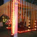 Decoration - Mehndi Night