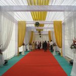 Bridegroom/Baraat Entrance - Wedding Day - Hotel Grounds