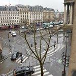 Vista de la Place de la Madeleine