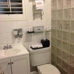 Salle de bains de l'appartement 1