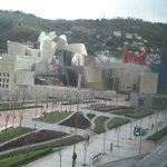 Guggenheim depuis la chambre