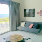 Every apartment is stylishly furnished with stunning views