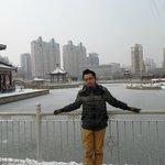 Tianjin People Park Lake
