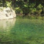 River/ pool at Mermaids secret