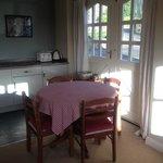Premium room dining area