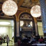 V&A Museum Cafe