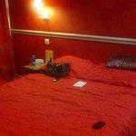 ecco la stanza dove ho soggiornato