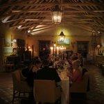 Birthday dinner in Bon Bon