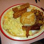 Bounty Platter