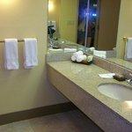 Salle de bain impeccable