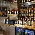 Great basement bar