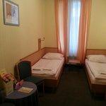 Doppel-Zweibettzimmer Standard