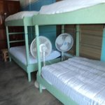 Enjoy the sea breeze while resting in our comfy dorm.