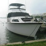 48 foot Ocean for sunset, dinner and day charters