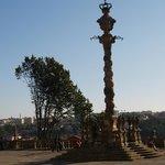 кафедральная площадь, она же и смотровая площадка