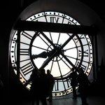 L'orologio!