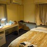 ห้องพักตามมาตรฐานแบบญี่ปุ่นทั่วไป