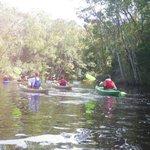 Family Fun On Lofton Creek