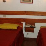 Matrimonial and Double room