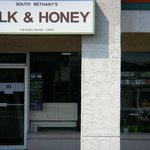 Milk & Honey Is Located In South Bethany Beach  In The Heart Of The York Beach Mall
