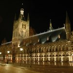 city hall in Ieper