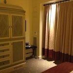 Jr. Suite - Bedroom