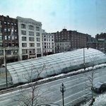 Jr. Suite - View of Kenmore Square