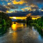 Willamette River Eugene