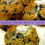 Homemade Batter, Streusel Topping, And Sweet Pastry Cream Filling... Delicious With Coffee!