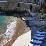 Cap Estel Private beach