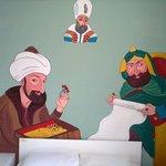 'Sultan' room