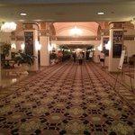 corridor in lobby
