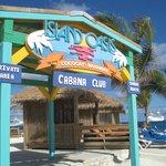 Cabana Entrance (Private)