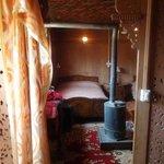 Bukhari in the bedroom