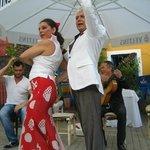 Performance zur Hochzeit