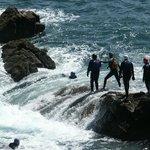 exhilarating coasteering