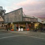 Our tasting room in downtown Los Olivos
