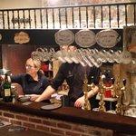 Balcão do bar