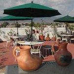 Terraza degustacion y Eventos