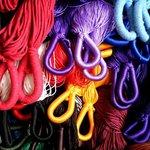 Hilados y Textililes artisticos