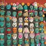 Mascaras San Martin Tilcajete