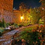 Ombu's garden