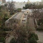 Side View of The Alamo from 6th floor